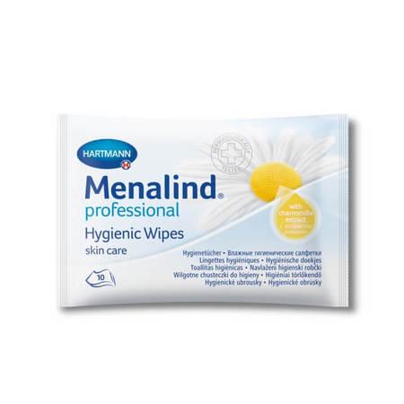 Влажные гигиенические cалфетки Menalind professional/Меналинд профэшнл, 10 шт.