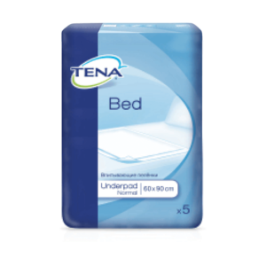 Простыни TENA Bed Normal /ТЕНА Бед Нормал, 60х90, 5 шт.