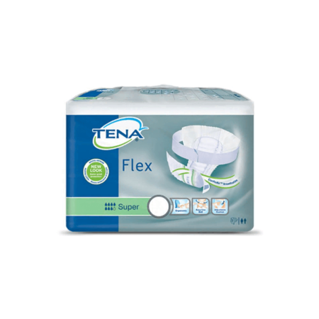 Подгузники TENA Flex Super /ТЕНА Флекс Супер, 30 шт.