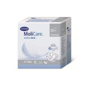 Подгузники MoliCare Premium extra soft/Моликар Премиум экстра софт, 10 шт