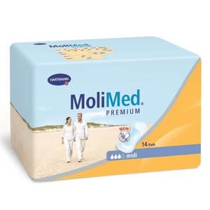 Урологические прокладки MoliМed Premium/ МолиМед Премиум, 14шт